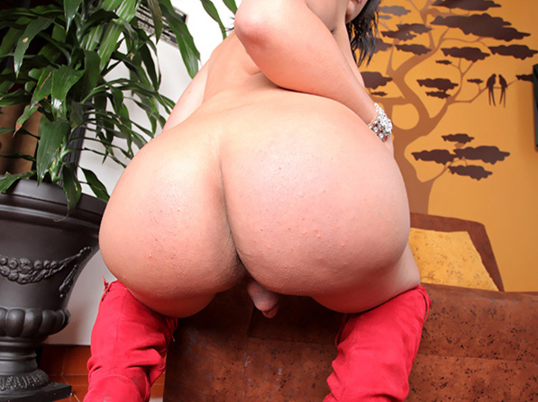 Latina tranny ass