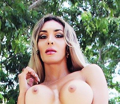 trans tits