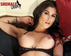 Hung beauty Domino is ready for you!