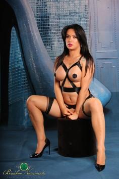 Brunette Beauty Bianka Nascimento